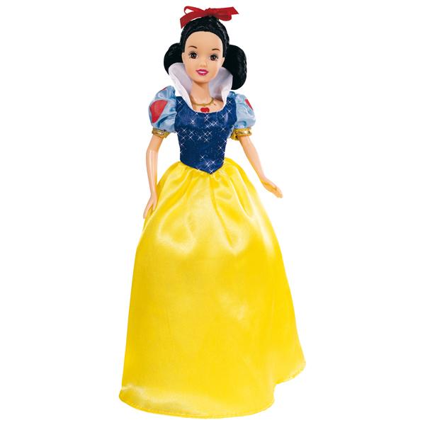 Chantante Princesse Poupée Neige Cm Blanche 30 7gYbfv6y