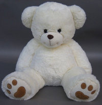 Peluche Ours Fluffy Geant 100 cm