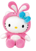 Peluche Hello kitty Lapin 15 cm