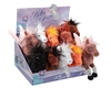 Peluche Cheval Bella Sara orange 25 cm Flame