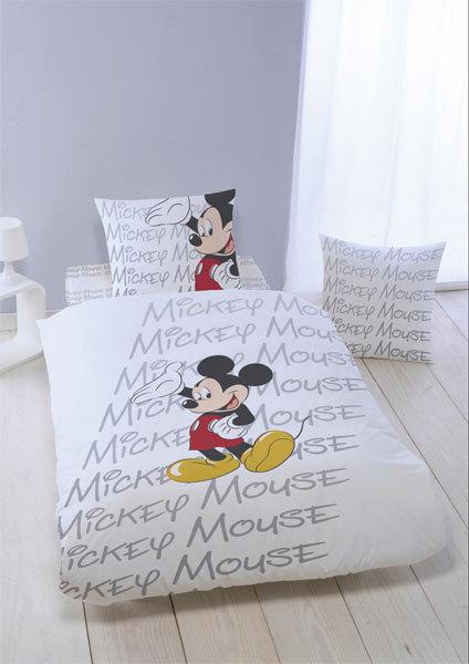 Parure Housse De Couette Disney Mickey Classic 140 X 200 Cm