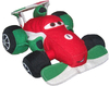 Peluche Disney Cars 2 Francesco Bernoulli 20 cm
