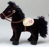 Peluche Grand Galop Cheval Belle 15 cm
