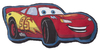 Coussin Cars Shaped Flash 22 x 40 cm