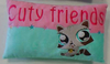 Coussin Pet shop Sweet 28 x 42 cm