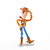 Figurine Disney PVC Toy Story Woody 10 cm