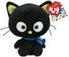 Peluche Hello Kitty Chococat le chat 15 cm