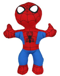 Peluche Spiderman Bleu et rouge  GP 35 cm