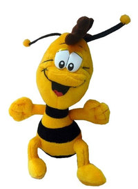 Peluche Maya l'Abeille 37 cm Willy