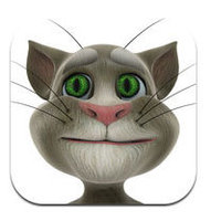 Peluche Talking Tom le chat