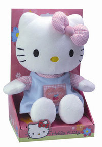 Peluche Hello kitty 27 cm