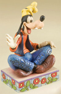 Figurine de collection Disney Traditions Goofy 14 cm