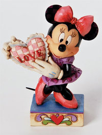 Figurine de Collection Disney Tradition Minnie