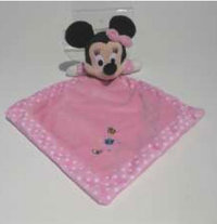 Doudou Disney Minnie Cute 22 cm