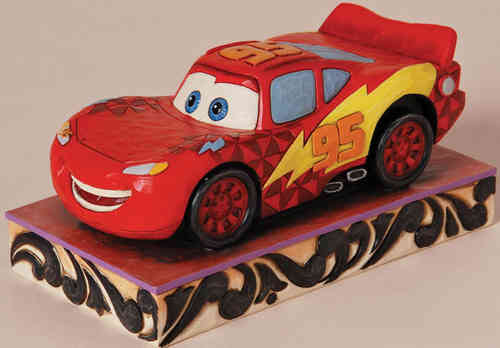 Figurine de Collection Disney Tradition Cars Mac Queen