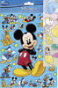 Stickers Mickey planche de 19.5 x 25 cm