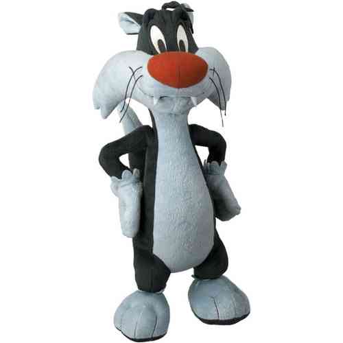Peluche Sylvestre  Looney Toons le chat 36 cm new