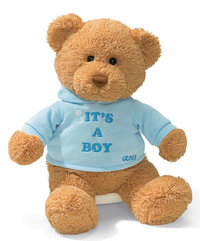 Peluche Ours Gund It's a boy 30 cm