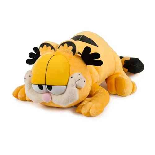 Peluche Garfield couche 32 cm de long