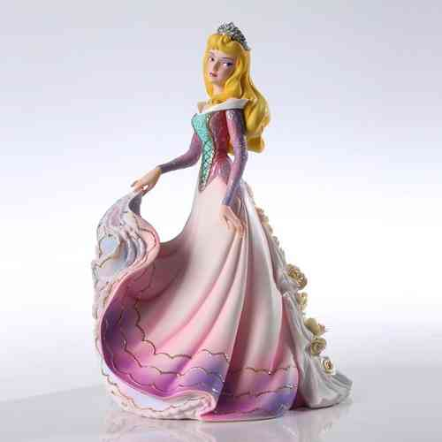 Figurine de Collection Aurore Disney Traditions haute couture  20,5 cm