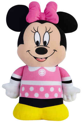 Veilleuse en peluche Disney Minnie