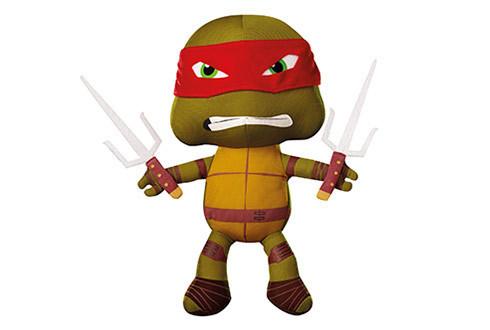 Peluche tortue ninja plushtoy - Tortu ninja nom ...