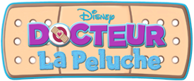 Peluche Doc Mc Stuffin , Docteur la Peluche