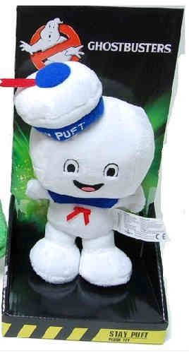 Peluche Ghostbusters Stay Puff 22 cm