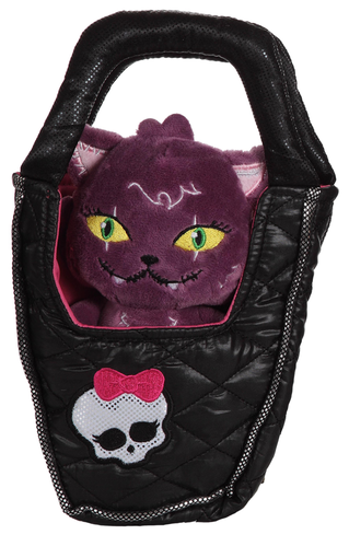 Peluche Monster High Croissant 20 cm en sac