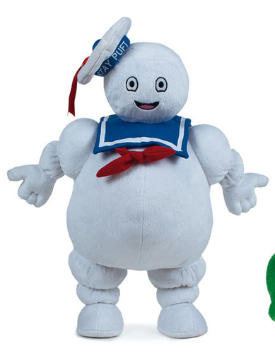 Peluche Ghostbusters Stay Puff 34 cm