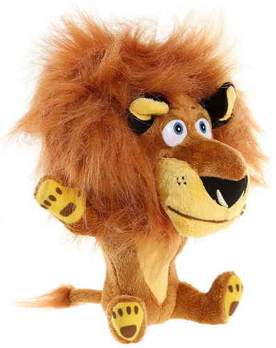 Peluche alex madagascar big head 25 cm
