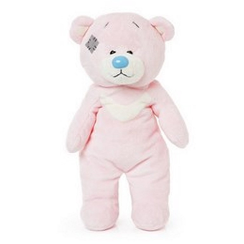 Peluche Tatty Teddy ours rose  27 cm