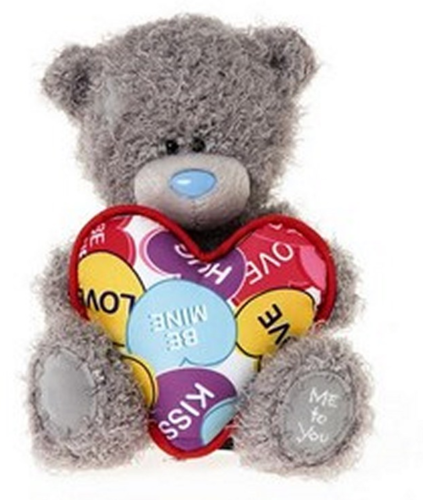 Peluche me to you ours  love 17,5 cm