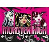 Tapis Monster High Skull