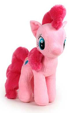 Peluche My little Pony pinkie pie 30 cm