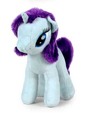 Peluche My little Pony  rarity 30 cm