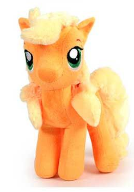 Peluche My little Pony Apple jack 30 cm