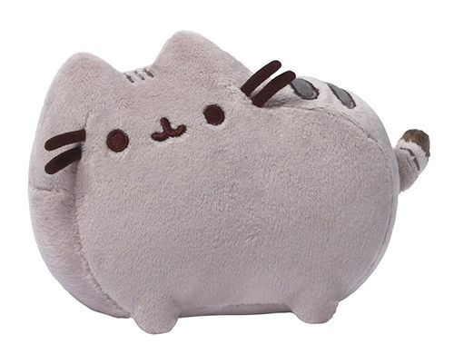 Peluche Pusheen le chat 15,5 cm
