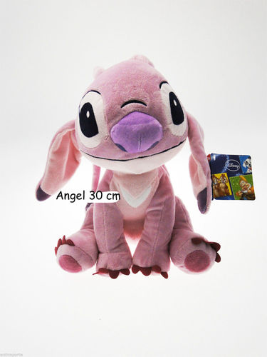 Peluche Angel de Stitch 30 cm
