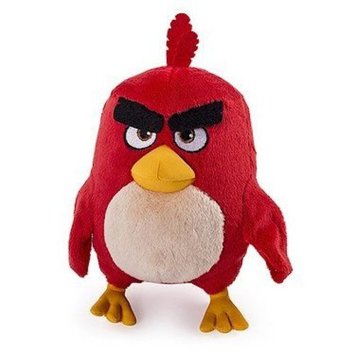 Peluche Angry Birds Red 20 cm