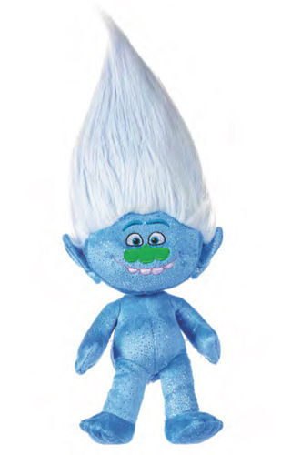 Peluche les trolls Guy Diamand 25 cm