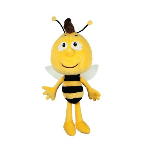 Peluche Willy de Maya l'abeille 30 cm new design