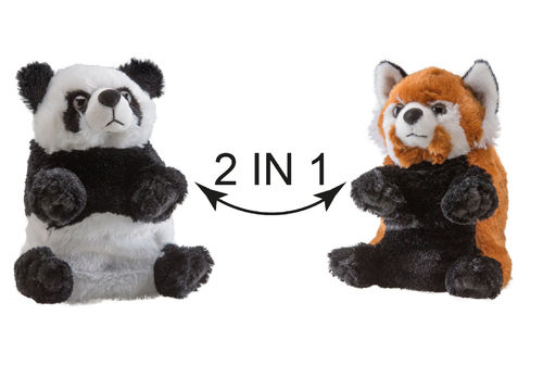 Peluche Wild Republic Switch a rooz Panda 20 cm