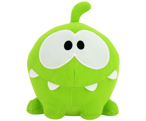 Peluche Cut the Rope 40 cm