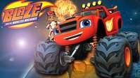 Peluche Blaze et les monster machines