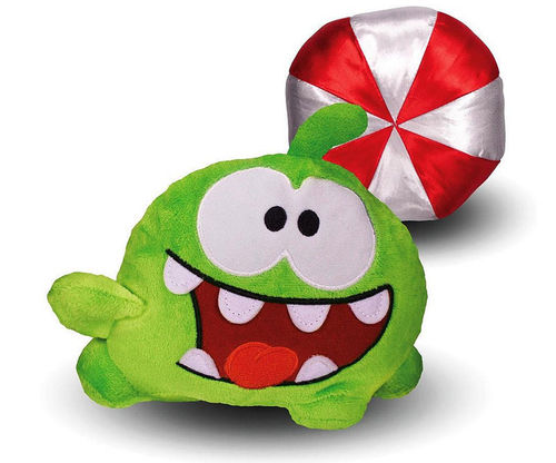 Peluche Cut the rope Bonbon 15 cm
