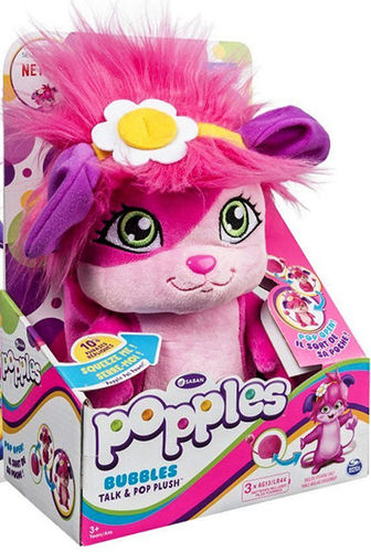 Peluche Popples Bubbles 25 cm