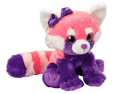 Peluche Wild Republic Panda roux sweet and sassy 30 cm