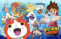 Peluche Yo Kai watch