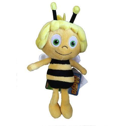 Peluche Maya l'abeille 20 cm Movie